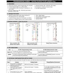 alpha micro alpha plus programming guide [ 791 x 1024 Pixel ]