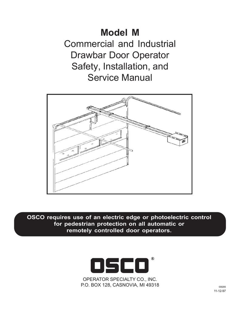 hight resolution of 111297 manualzz com osco door opener wiring diagram