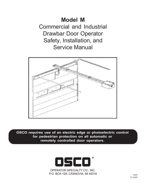 small resolution of 111297 manualzz com osco door opener wiring diagram