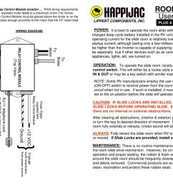rv room slide wiring diagram [ 1024 x 791 Pixel ]