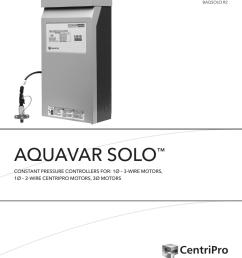 goulds aquavar solo constant pressure controller [ 791 x 1024 Pixel ]