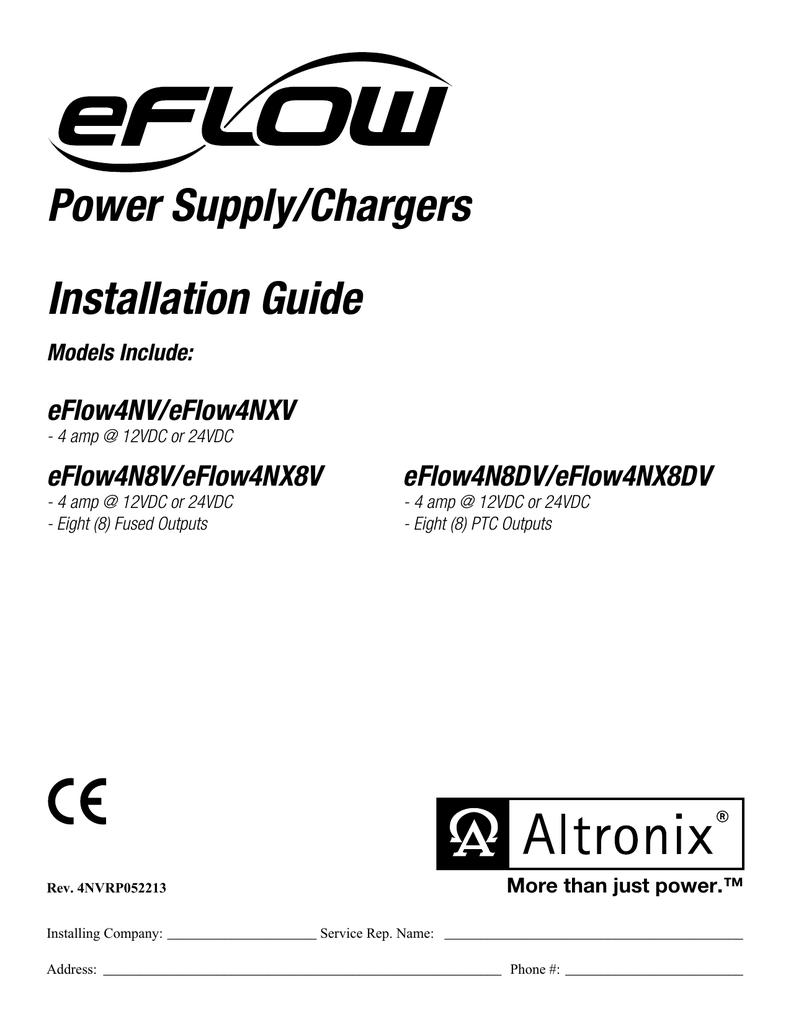 medium resolution of power supply chargers installation guide eflow4nv eflow4nxv eflow4n8v eflow4nx8v eflow4n8dv eflow4nx8dv
