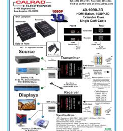 cat6 hdmi wiring diagram [ 797 x 1024 Pixel ]
