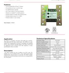 elevator recall wiring diagram [ 791 x 1024 Pixel ]