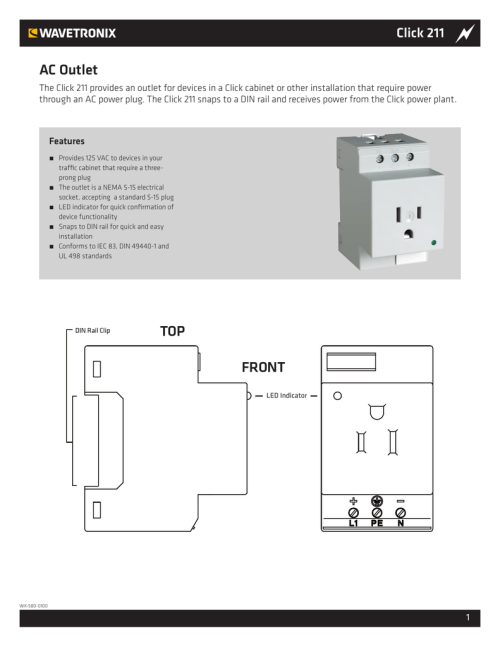 small resolution of ac outlet click 211