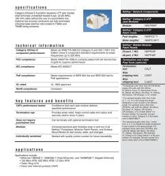 keystone jack categoria 6 toolless [ 791 x 1024 Pixel ]