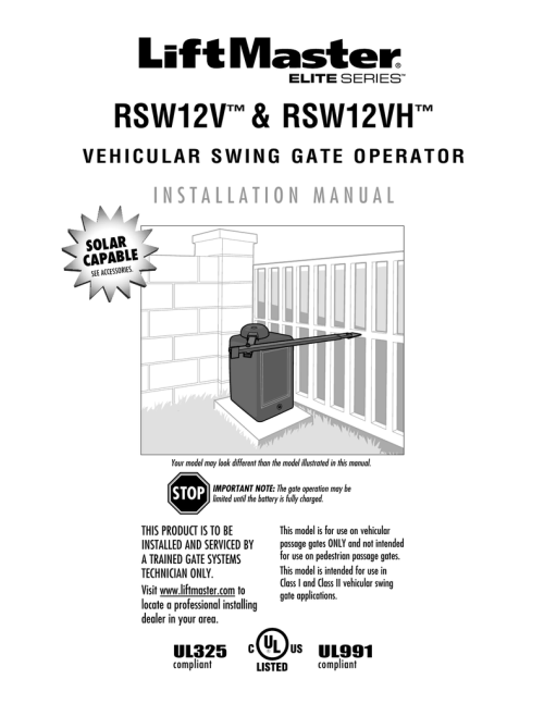 small resolution of liftmaster rsw