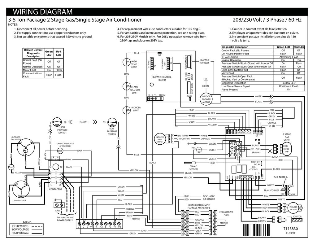 hight resolution of wiring diagram 208 230 volt 3 phase 60 hz