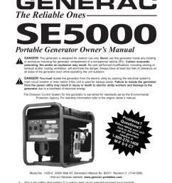 generac owner s manual 01329 [ 791 x 1024 Pixel ]