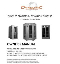 owner s manual dyn6225 dyn6235 dyn6445 dyn9235 [ 791 x 1024 Pixel ]