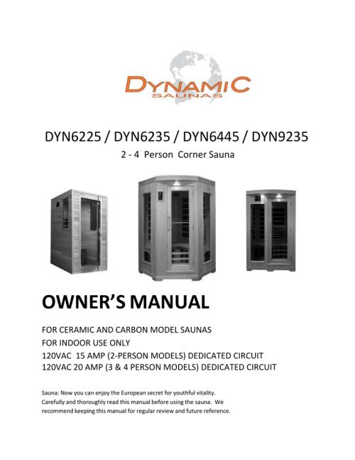 small resolution of owner s manual dyn6225 dyn6235 dyn6445 dyn9235