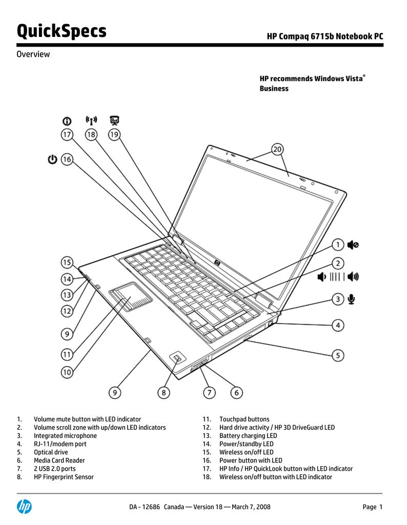 HP COMPAQ 6715S NOTEBOOK UNIVERSAL POSTSCRIPT PRINT