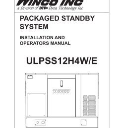 winco pss12 4 wire operation manual [ 791 x 1024 Pixel ]