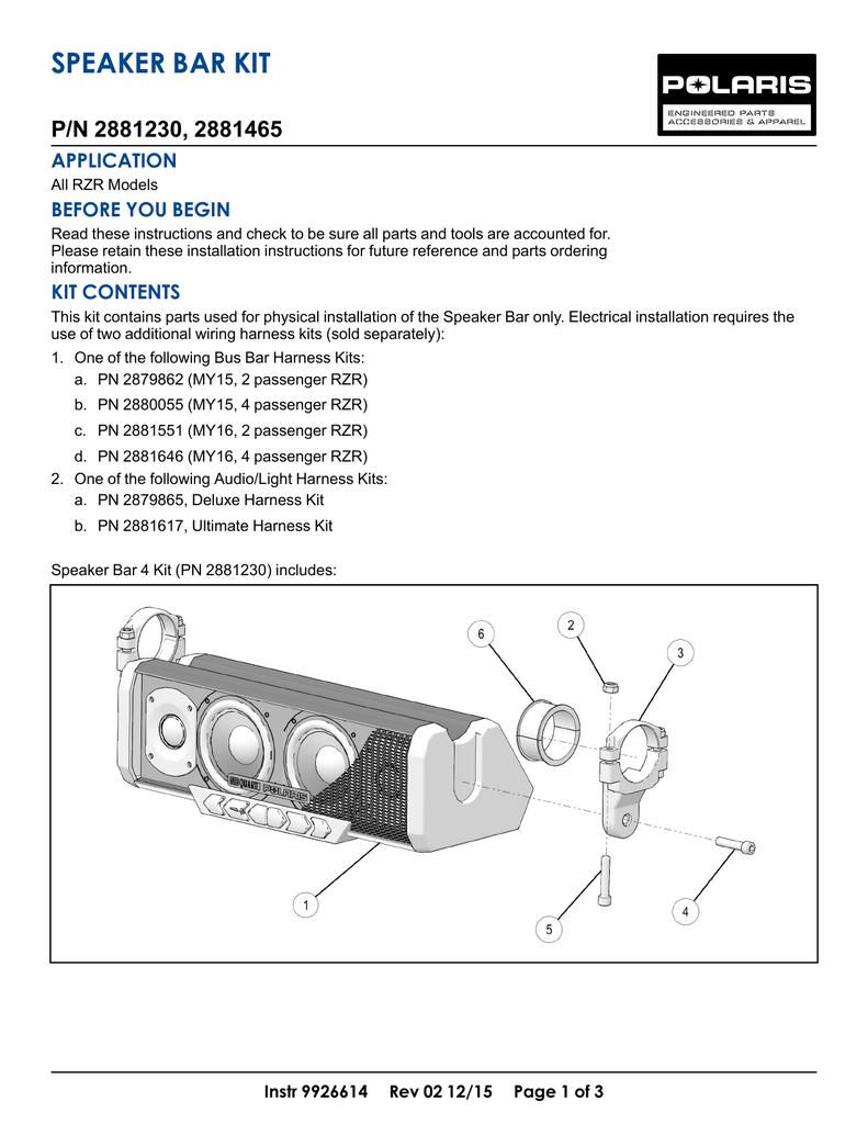 medium resolution of polaris mb quart mbquart soundbars manual