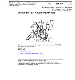 valve injector adjustment with veb d12 d12a d12b d12c [ 791 x 1024 Pixel ]