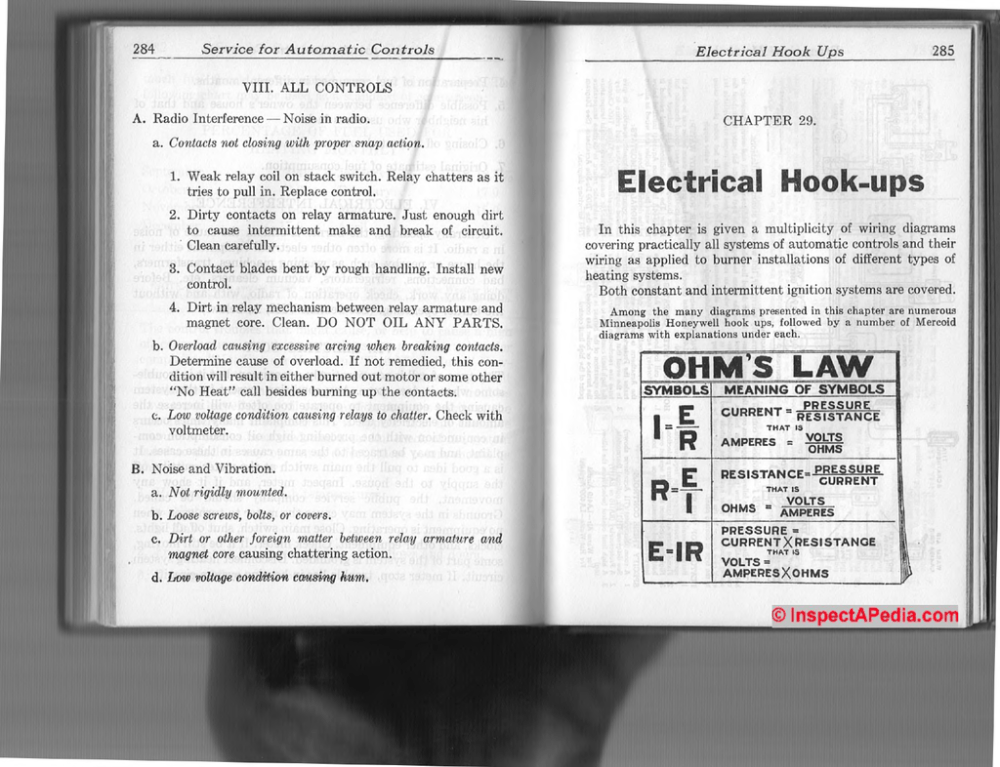 medium resolution of chapter 29 oil heat electrical wiring hookups