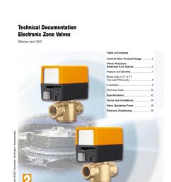 technical documentation electronic zone valves effective april 2007 manualzz com [ 791 x 1024 Pixel ]