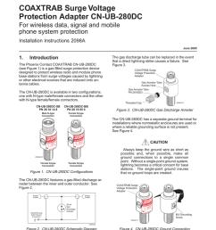 spa phoenix contact coaxtrab surge arrestor installation manual on spa motor schematic spa  [ 791 x 1024 Pixel ]