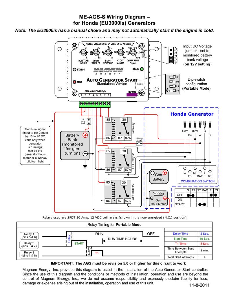 medium resolution of honda generator parallel wiring diagram