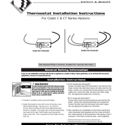 thermostat installation instructions for cadet c ct series heaters manualzz com [ 791 x 1024 Pixel ]