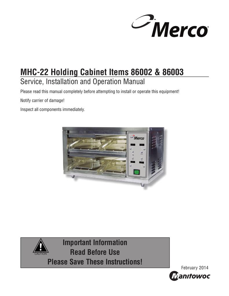 medium resolution of merco holding cabinet mhc