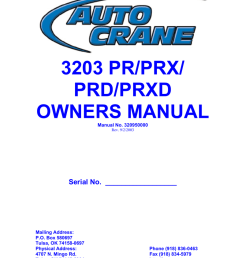 auto wiring diagrams wiring diagram pr prx prd prxd owners manual revised 9 2 03 manualzz com  [ 791 x 1024 Pixel ]