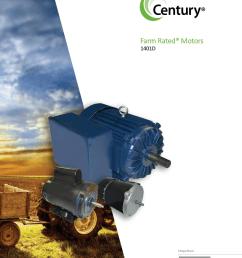 century farm duty motor brochure [ 791 x 1024 Pixel ]