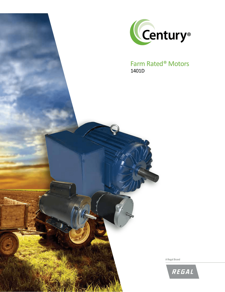 hight resolution of century farm duty motor brochure