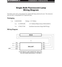 florescent fixture wiring diagram [ 791 x 1024 Pixel ]