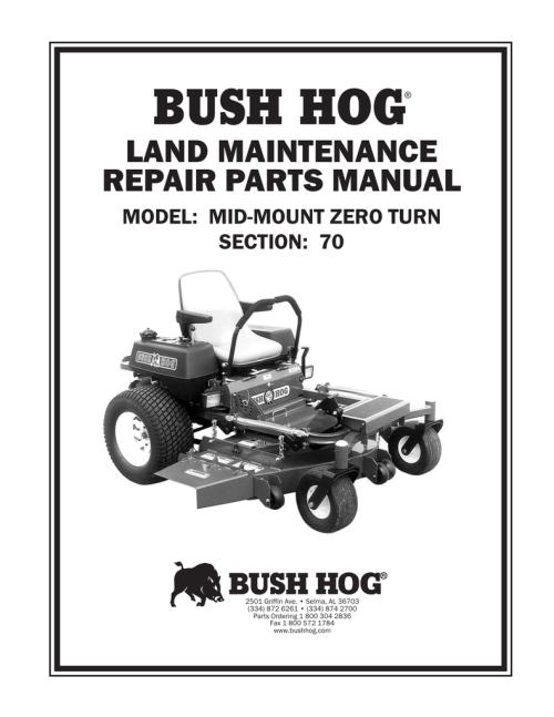 small resolution of bush hog wiring diagram wiring diagram today bush hog pz2561 wiring diagram