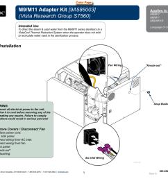 m9 m11 adapter kit 9a586003  [ 1024 x 791 Pixel ]