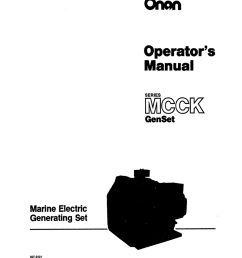 onan mcck marine genset manual [ 806 x 1024 Pixel ]