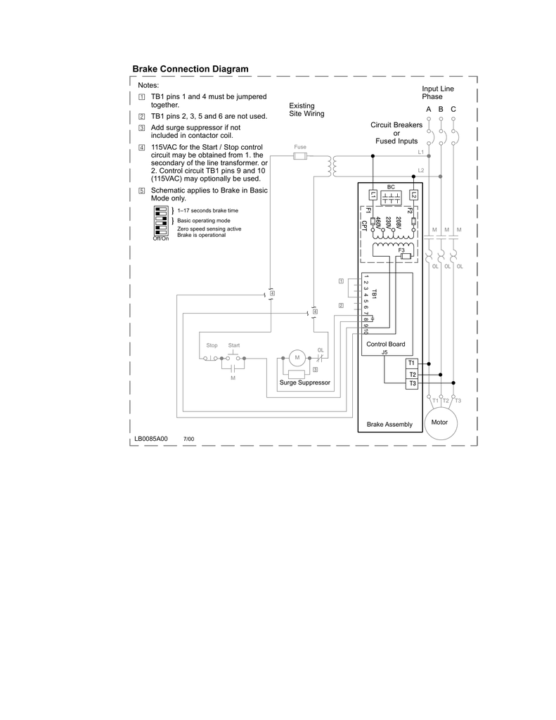 medium resolution of dc injection brake connection diagram