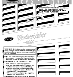 manual pdf download rh manualslib com array carrier 58 wav 58 zav manualzz com rh manualzz com array goodman gas furnace  [ 791 x 1024 Pixel ]