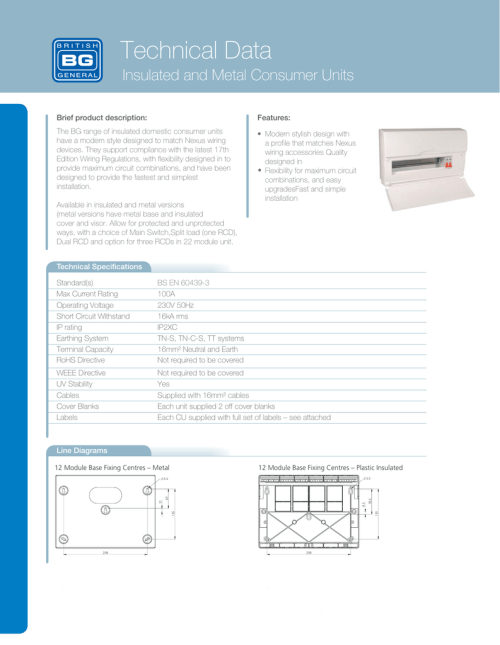 small resolution of consumer units
