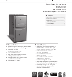 dm92ss dc92ss single stage multi speed gas furnace up to 92 afue manualzz com [ 791 x 1024 Pixel ]