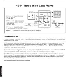 1311 three wire zone valve residential zone valves wiring [ 791 x 1024 Pixel ]