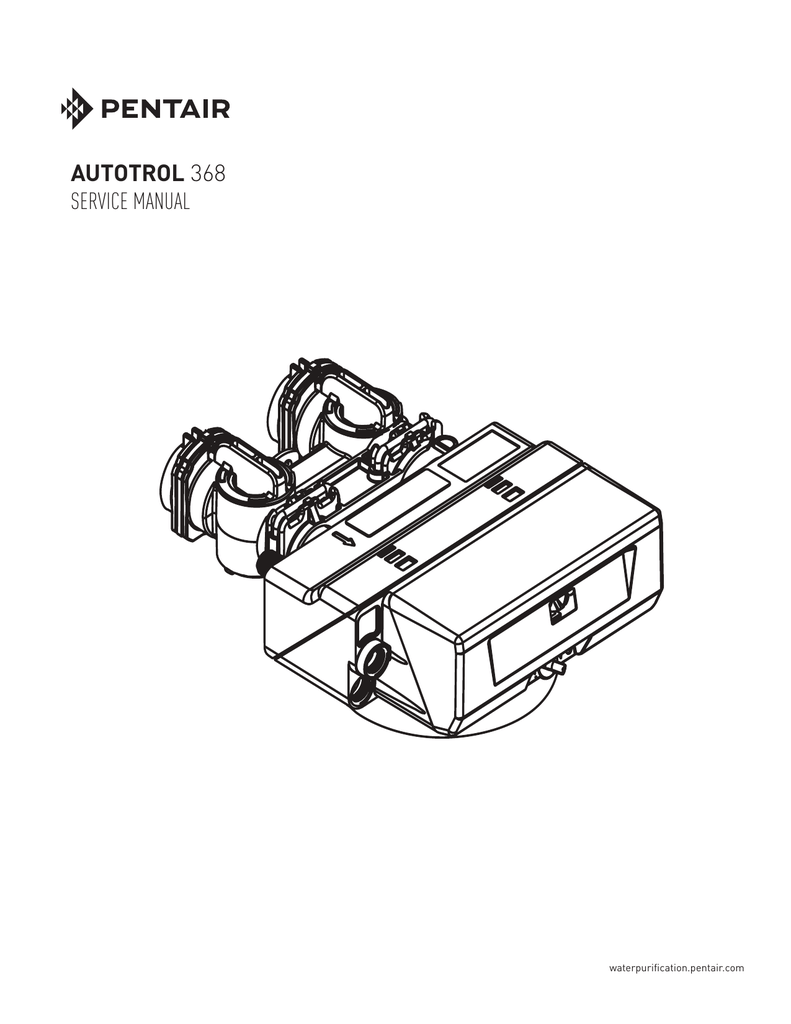 Manual: 368 Control Valve Installation Operations (4001548