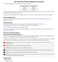 vhf 300 series radio installation instructions [ 791 x 1024 Pixel ]