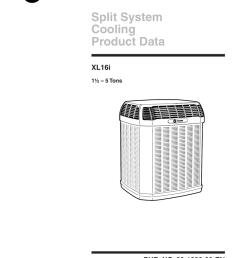 trane xl16i product data [ 791 x 1024 Pixel ]