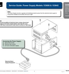 wiring diagram service guide [ 1024 x 791 Pixel ]