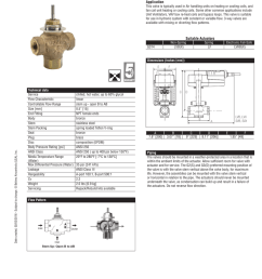 g314 3 way globe valve bronze trim mixing application this valve is typically used in air handling units on heating or cooling coils and fan coil unit  [ 791 x 1024 Pixel ]