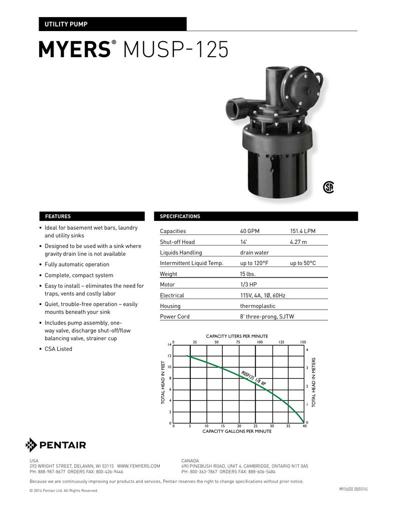 pumps utility sink pump compact