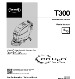 tennant wiring diagram [ 791 x 1024 Pixel ]