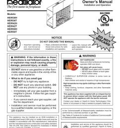 heirloom installation manual [ 791 x 1024 Pixel ]