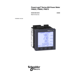 powerlogic series 800 power meter pm820 pm850 pm870 installation manual en  [ 791 x 1024 Pixel ]