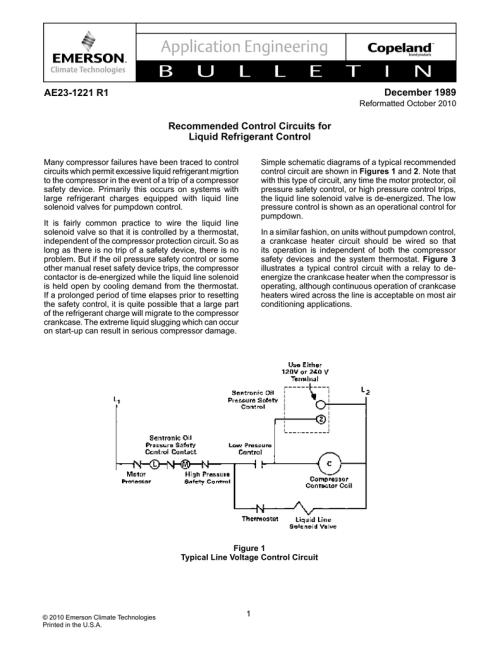 small resolution of pump down refrigeration wiring diagram