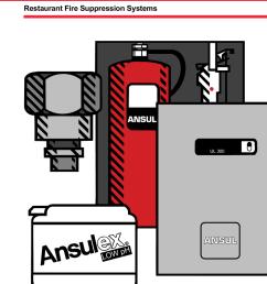 ansul r 102 restaurant fire suppression systems f 8879 [ 791 x 1024 Pixel ]