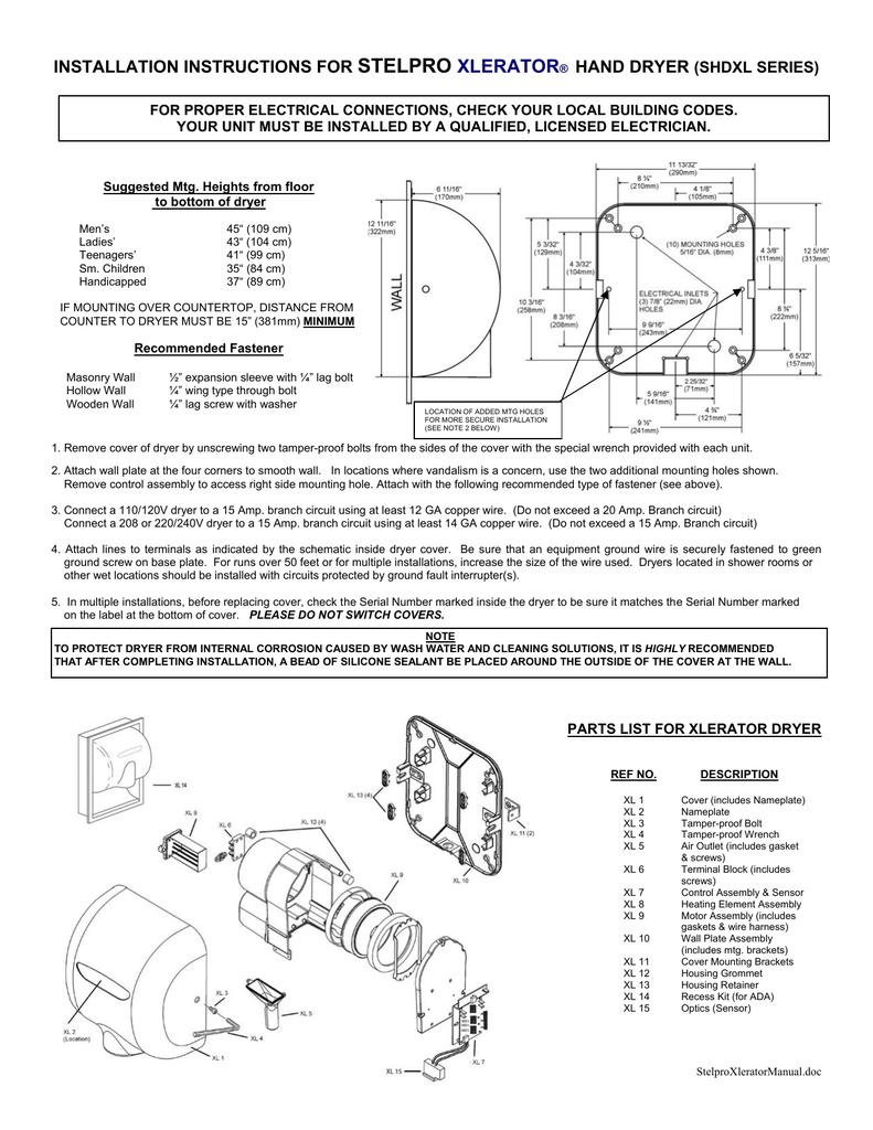 medium resolution of shdxlas2w instruction manual