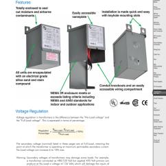 Hps Fortress Wiring Diagram Fujitsu Aou24rlxfz Encap Transformer Primary 480x240 Vac Manualzz Com